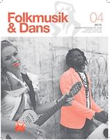 Folkmusik & Dans logga