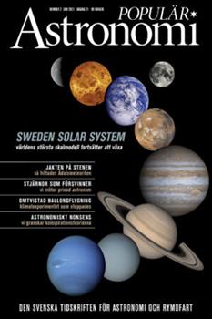 Populär Astronomi logga
