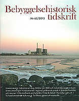 Bebyggelsehistorisk tidskrift logga