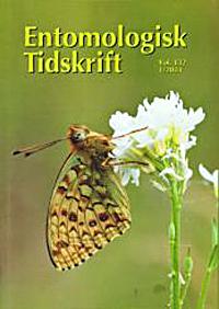 Entomologisk Tidskrift logga