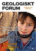 Geologiskt Forum logga