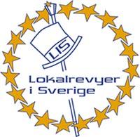 Tidningen Svensk Revy logga