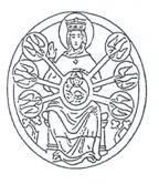 Jungfru Maria logga
