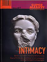 Artist-run Art Magazine logga