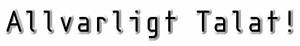 Allvarligt Talat (Nedlagd) logga