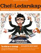 Chef & Ledarskap logga
