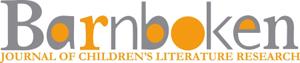 Barnboken - tidskrift för barnlitteraturforskning logga