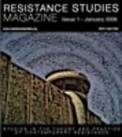 Resistance Studies Magazine logga